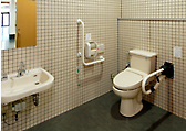 障害者用WC